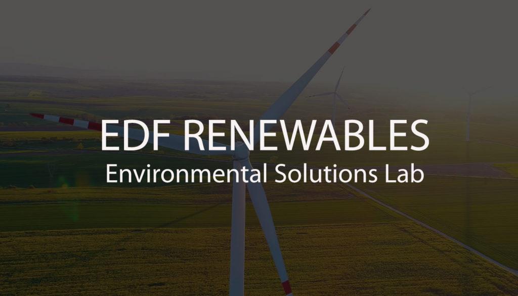 EDF RENEWABLES: ESIL LAB - אי די אף ריוניבלז