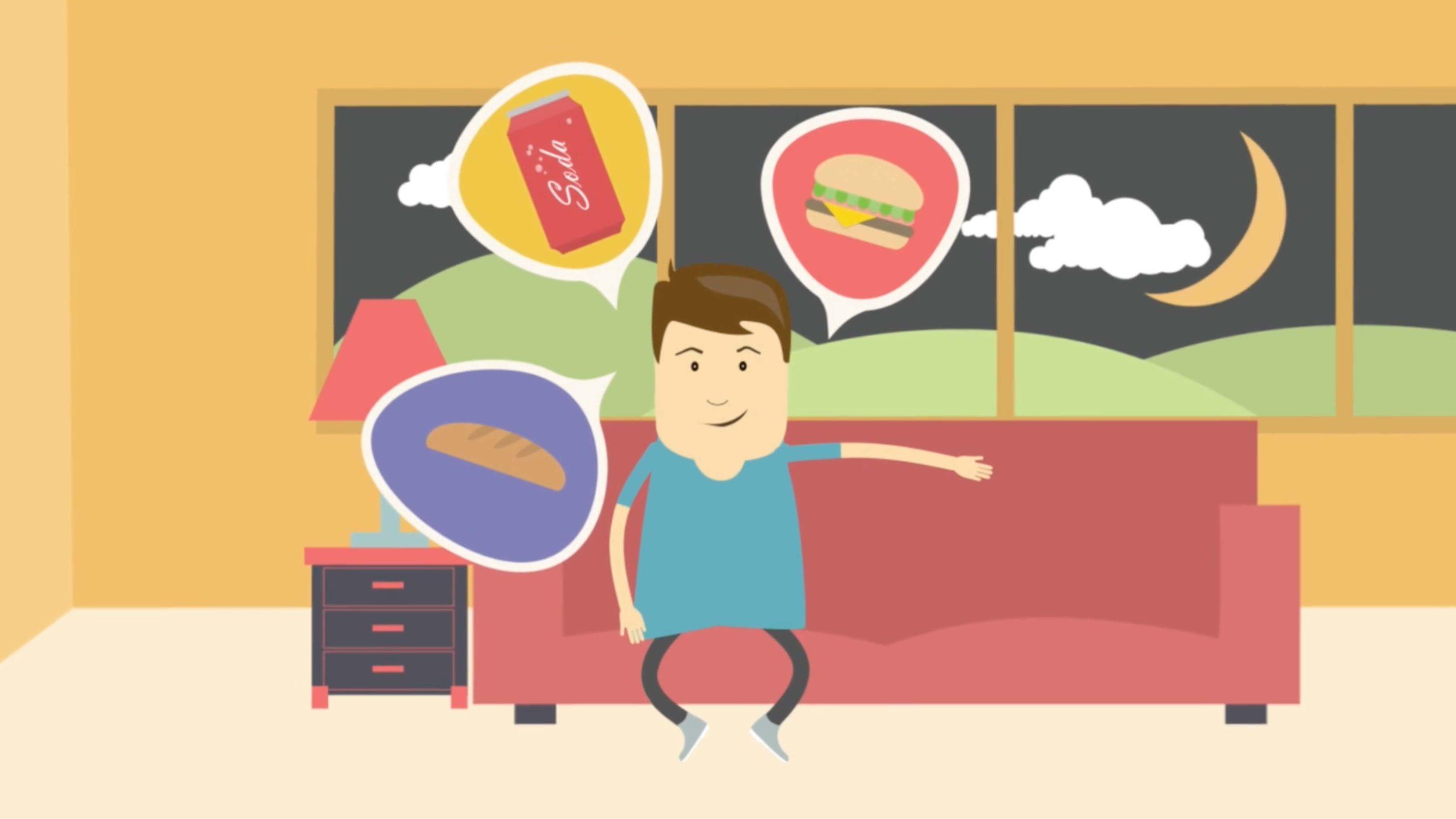 סרטון תדמית עבור דיאטנית קלינית ומנטורית מובילה לאורח חיים בריא ושמירה על תזונה נכונה
